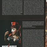 Night Nurse in media and press